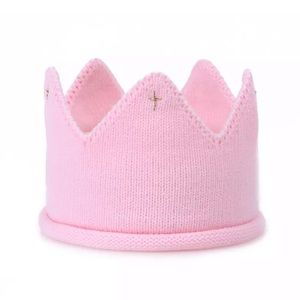 Baby Headband Crown -Pink